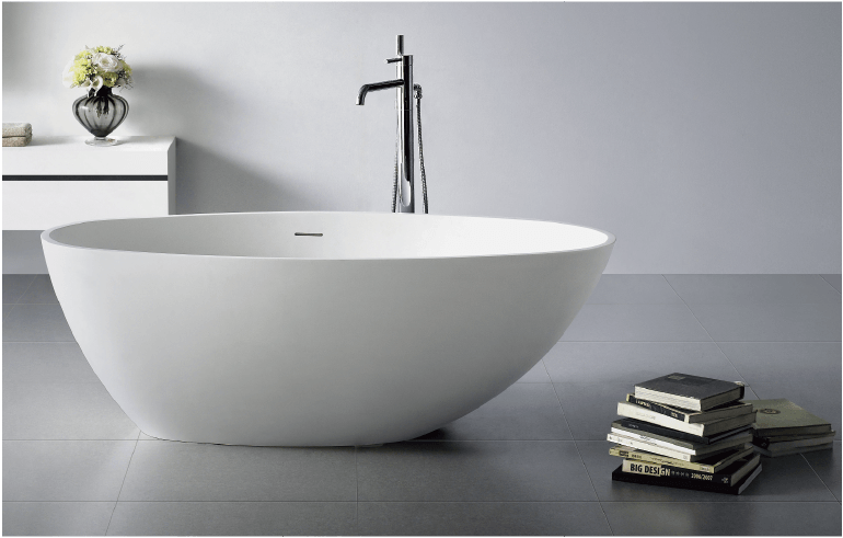 Bathtub Aqua series OTBT001
