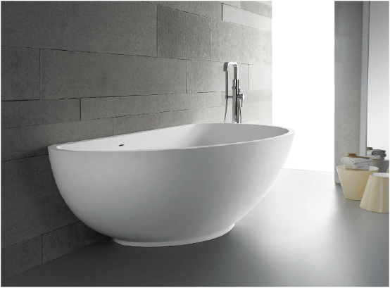 Bathtub Aqua series OTBT002