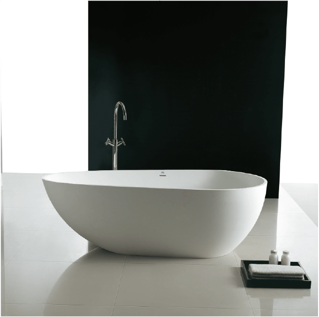 Bathtub Aqua series OTBT006