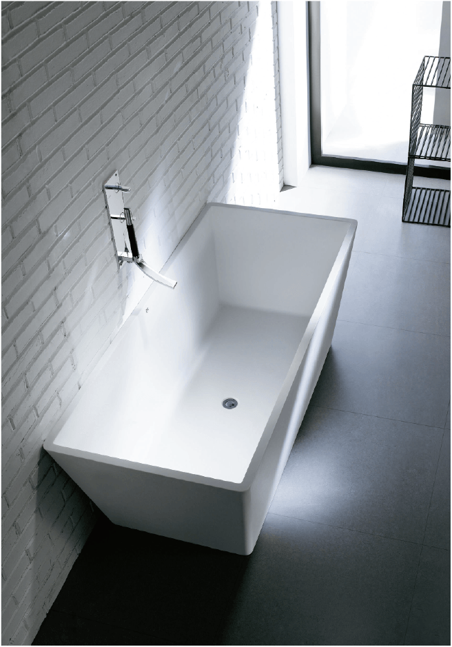 Bathtub Aqua series OTBT009