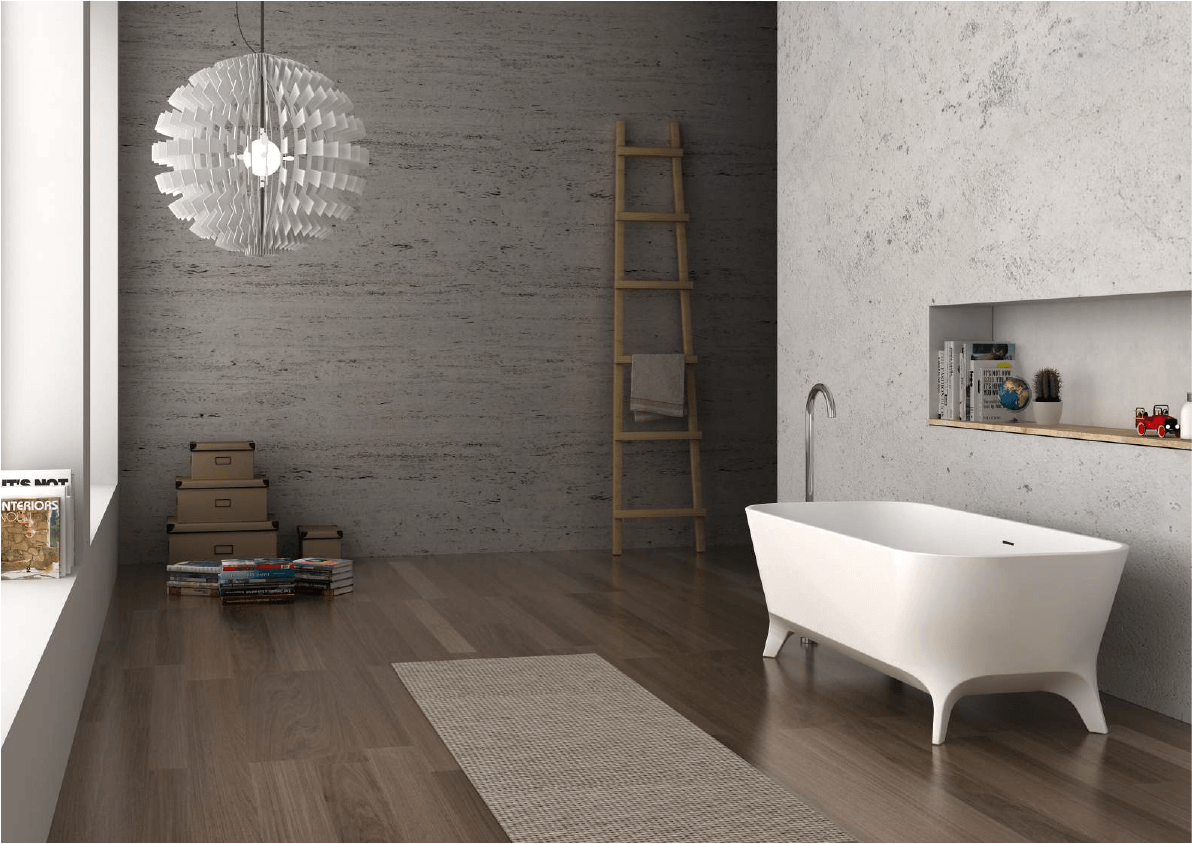 Bathtub Aqua series OTBT010