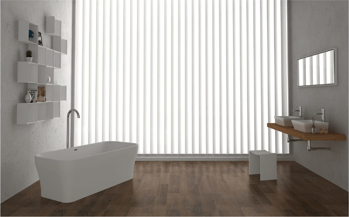 Bathtub Aqua series OTBT011