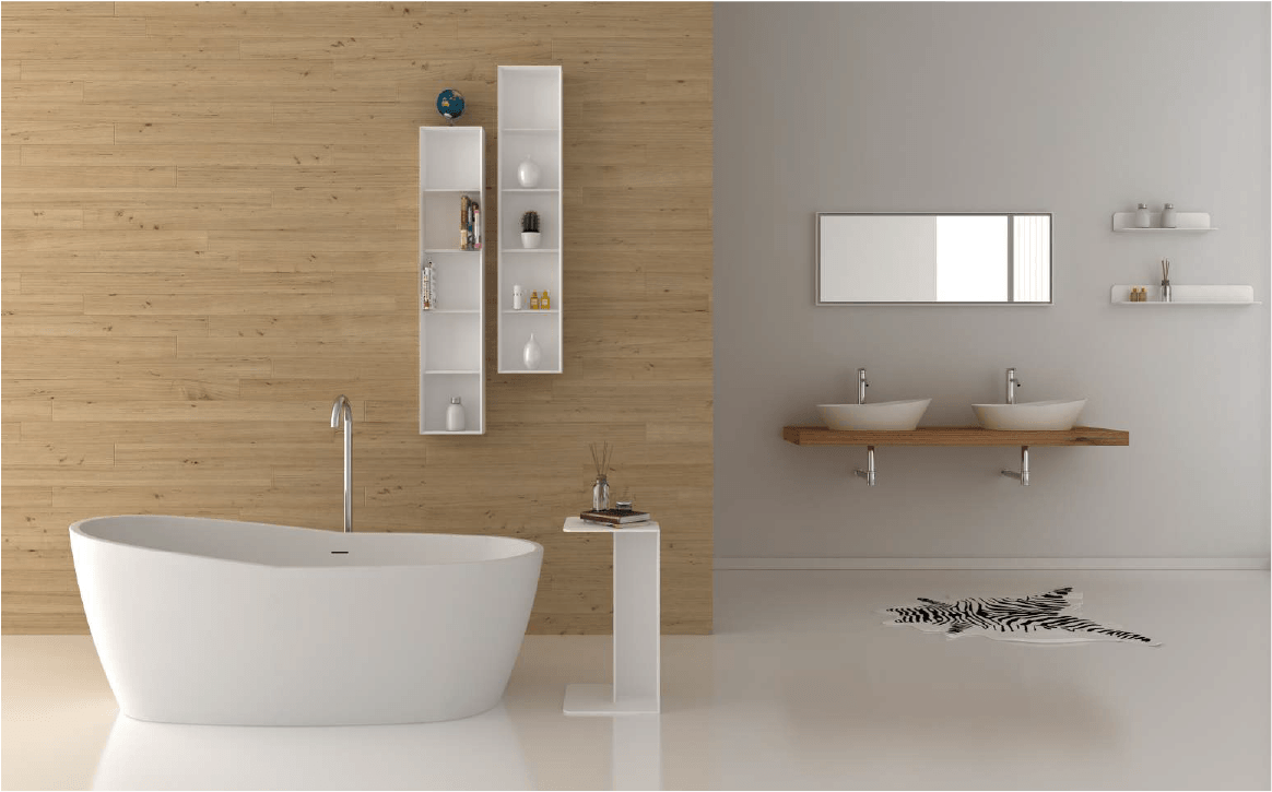 Bathtub Aqua series OTBT013