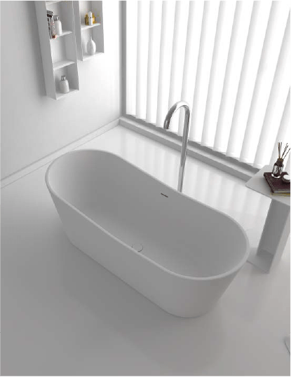 Bathtub Aqua series OTBT016