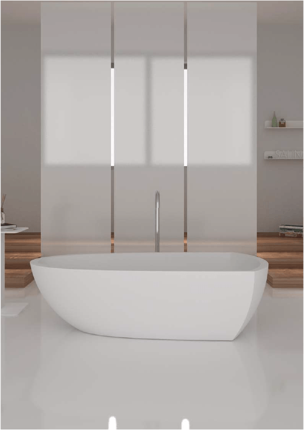 Bathtub Aqua series OTBT018