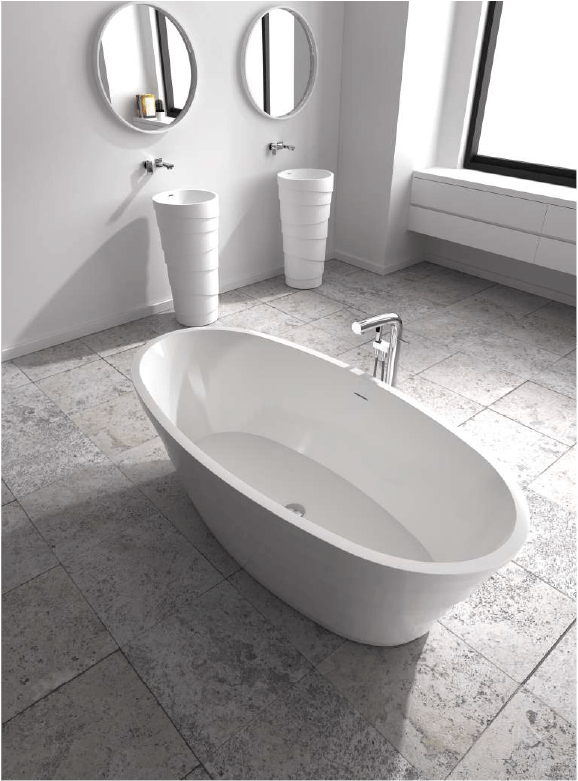 Bathtub Aqua series OTBT020
