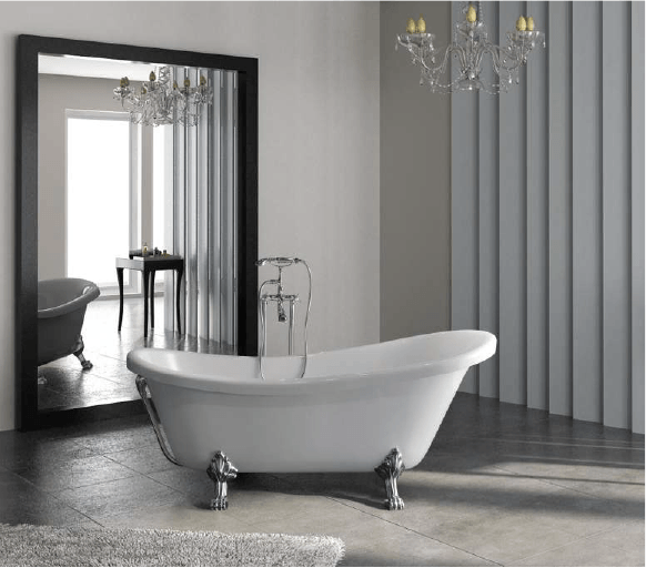 Bathtub Aqua series OTBT022