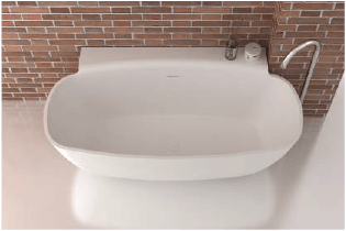 Bathtub Aqua series OTBT019