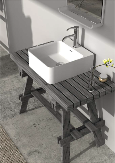 Vessel Sink O-Basin series OTWB008