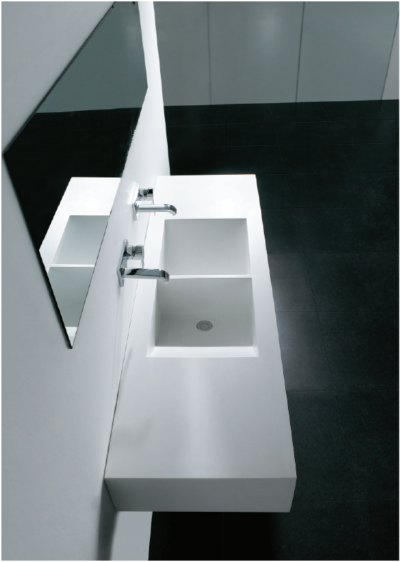 Pedestal Sink O-Basin series OTWB020