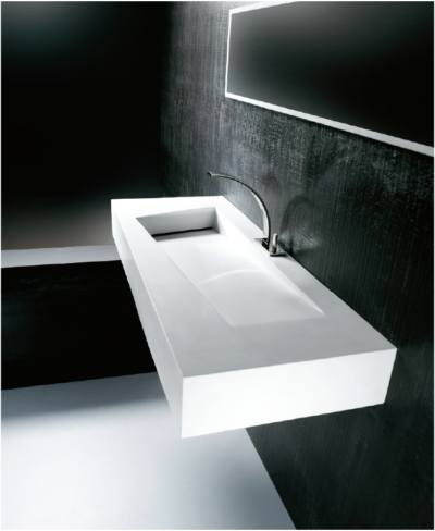 Pedestal Sink O-Basin series OTWB021