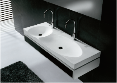 Pedestal Sink O-Basin series OTWB022