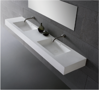Pedestal Sink O-Basin series OTWB024
